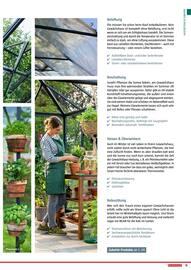 Aktueller BAUHAUS Prospekt, GEWÄCHSHÄUSER, Seite 11