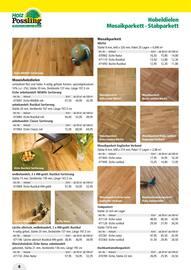 Aktueller Holz Possling Prospekt, Holz- & Baukatalog, Seite 8