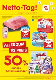 Aktueller Netto Marken-Discount Prospekt, EINER FÜR ALLES. ALLES FÜR GÜNSTIG., Seite 31