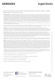 Aktueller Samsung Prospekt, Weil du mehr willst., Seite 9
