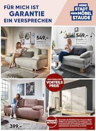 Aktueller Möbel Staude Prospekt, Meine Stadt - Mein Möbel Staude , Seite 17