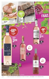 Catalogue Casino Supermarchés en cours, Salon des vins d'été, Page 8