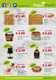 Aktueller Hepsi Markt Prospekt, Super Frische Angebote, Seite 8