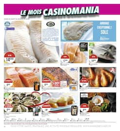 Catalogue Géant Casino en cours, Le mois Casinomania, Page 20