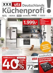 XXXLutz Möbelhäuser, DEUTSCHLANDS KÜCHENPROFI! für Fuhlendorf