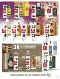 Catalogue Géant Casino en cours, Joyeuses économies à tous !, Page 41