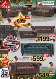 Aktueller Seats and Sofas Prospekt, Weihnachts-Rabatt, Seite 2