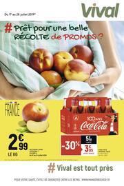 Catalogue Vival en cours, # Prêt pour une belle récolte de promos ?, Page 1