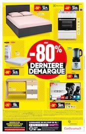 Catalogue Conforama en cours, Jusqu'à -80%, dernière démarque, Page 6