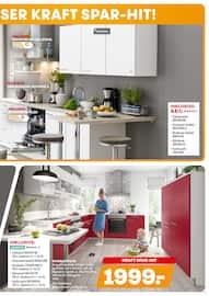 Aktueller Möbel Kraft Prospekt, Grosse Küchen-Sparwochen! , Seite 9