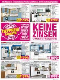 Aktueller SB Möbel Boss Prospekt, Tiefpreis Offensive, Seite 3