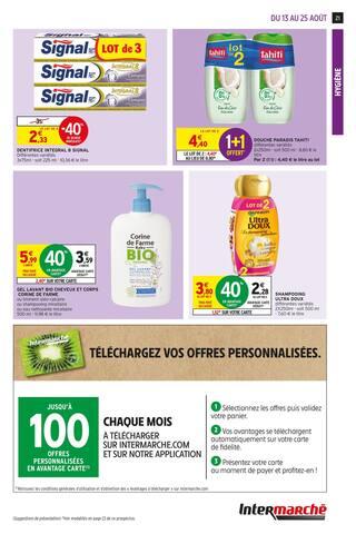Catalogue Intermarché en cours, La rentrée promotion 2019, Page 21