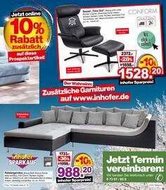 Aktueller Möbel Inhofer Prospekt, Jetzt online 10% Rabatt zusätzlich auf diese Prospektartikel!, Seite 3
