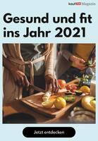 Aktueller kaufDA Magazin Prospekt, Gesund und fit ins Jahr 2021, Seite 1