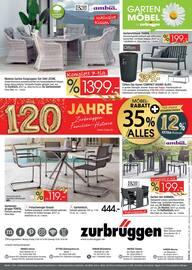 Aktueller Zurbrüggen Prospekt, 35% auf fast Alles!, Seite 24