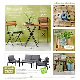 Catalogue Casa en cours, De belles journées, à l'intérieur et à l'extérieur, Page 7