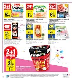 Catalogue Carrefour Market en cours, Le mois juste pour moi, Page 40