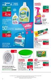 Catalogue Supermarchés Match en cours, Les jours supermarché Maximatch, Page 24