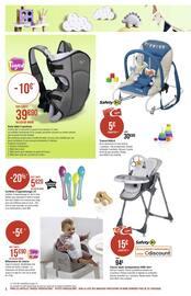 Catalogue Géant Casino en cours, Tout pour bébé, Page 4
