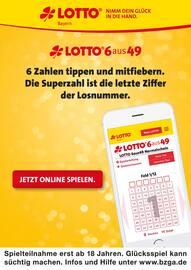 Aktueller LOTTO Bayern Prospekt, Aktueller Jackpot rund 23 Mio. €, Seite 2