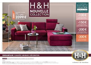 Catalogue H&H en cours, Nouvelle Collection, Page 1