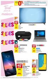 Catalogue Carrefour en cours, Le meilleur des soldes moins cher !, Page 18