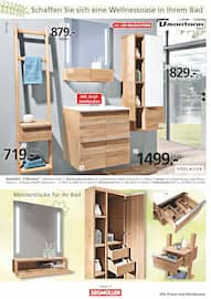 Aktueller Segmüller Prospekt, Segmüller: Möbel aus Holz, Seite 22
