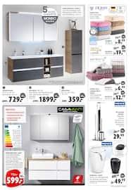 Aktueller porta Möbel Prospekt, porta! Küchenwelt, Seite 23