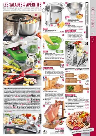 Catalogue Maison à Vivre en cours, Côté Cuisine, Page 11
