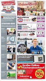Aktueller Möbel Inhofer Prospekt, Küchen kauft man beim Testsieger!, Seite 2