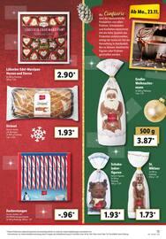 Aktueller Lidl Prospekt, Dein Weihnachtsmarkt, Seite 13