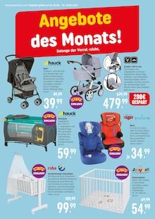 Smyths Toys, ANGEBOTE DES MONATS! für Duisburg1