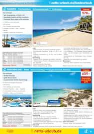 Aktueller Netto Marken-Discount Prospekt, Reisen … zu Netto-Preisen!, Seite 19
