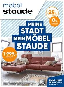 Möbel Staude, MEINE STADT. MEIN MÖBEL STAUDE für Hannover