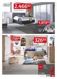 Aktueller XXXLutz Möbelhäuser Prospekt, Jubiläum - 75 Jahre, Seite 37