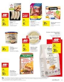 Catalogue Carrefour en cours, Des promos gourmandes pour Noël, Page 47