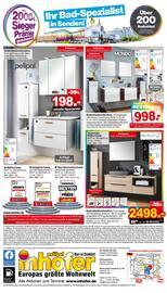 Aktueller Möbel Inhofer Prospekt, Küchen kauft man beim Testsieger!, Seite 12