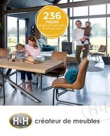 Catalogue H&H en cours, Guide d'inspiration & art de vivre, Page 1