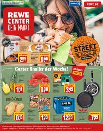 Aktueller REWE Prospekt, Street Food für Zuhause, Seite 1