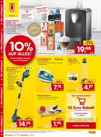 Aktueller Netto Marken-Discount Prospekt, Wiedereröffnung - 10% auf alles, Seite 5