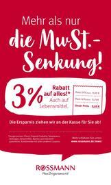 Aktueller Rossmann Prospekt, Mein Drogeriemarkt., Seite 19