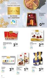 Catalogue Lidl en cours, La sélection prestige !, Page 18