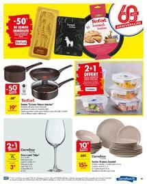 Catalogue Carrefour en cours, 60 ans ! Anniversaire !, Page 43