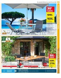 Catalogue Carrefour en cours, Cultiver son chez-soi, Page 29