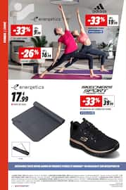 Catalogue Intersport en cours, Le sport : on s'y remet, Page 2