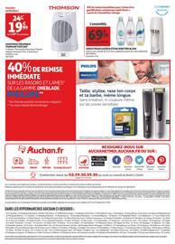 Catalogue Auchan en cours, Auchan, Page 63