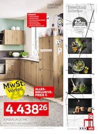 Aktueller XXXLutz Möbelhäuser Prospekt, WIEDER GEÖFFNET, Seite 7