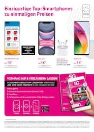 Aktueller Telekom Shop Prospekt, 5G - JETZT INS GRÖSSTE 5G-NETZ DEUTSCHLANDS EINSTEIGEN UND 3-FACH SPAREN, Seite 3
