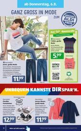 Aktueller ALDI SÜD Prospekt, Meine Woche, Seite 18