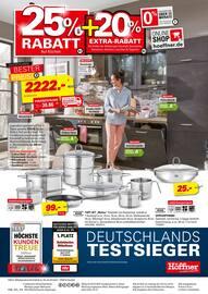 Aktueller Höffner Prospekt, Küchen Spezial, Seite 16